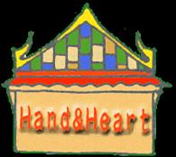 タイの手織り生地専門店「Hand&Heart」