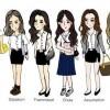 ぱっつん女子大生として知られるタイの大学別制服の特徴と可愛い子ちゃんベスト10