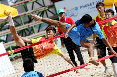 asian beach games 2014 phuket