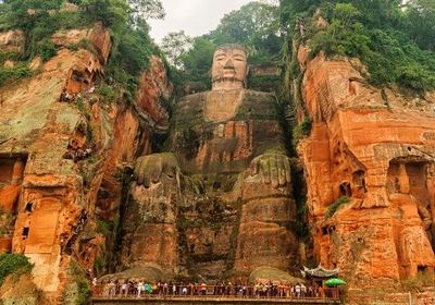 Leshan Buddha (China)