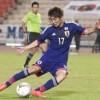 サッカーU-21日本代表がタイと親善試合で勝利
