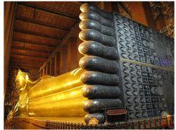 ワット・ポーの涅槃仏像が「世界で最も印象的な宗教的彫像トップ10」にランクイン