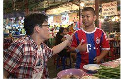 タイ名物絶品路上メシを巡って朝までぶらり旅する番組が6日深夜に放送