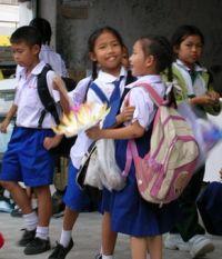 タイ社会も少子高齢化の道へ!?