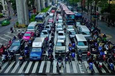 世界の渋滞ワーストトップはバンコク・・・ではなくてジャカルタ!