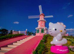 タイのキティ・リゾートは規定違反!?