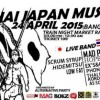 「THAI JAPAN MUSIC」が24日Train Night Market Ratchadaで開催