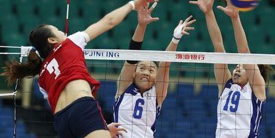 女子バレーボールのアジア選手権は中国が優勝、タイは3位で日本は6位に