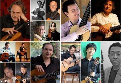 世界各国から参加する「アジア国際ギターフェスティバル」がバンコクで11日から開催