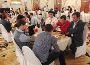 タイ代表は57人中12位と善戦~「第36回世界アマチュア囲碁選手権戦」がバンコクで初開催