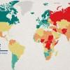 世界で1番平和な国はアイスランド、日本は8位でタイは126位~2015年世界平和度指数