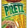 海外で人気のご当地プリッツが日本で限定発売!タイのラープ味もね(^_-)-☆