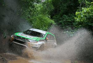 チェンマイで開催された「アジア・クロスカントリー・ラリー2015」で三菱自動車が活躍