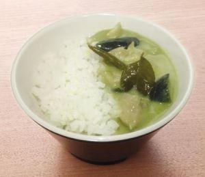 君は酢飯でグリーンカレーが食べられるか!?はま寿司がサイドメニューで今日から発売