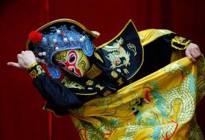 中国伝統歌舞