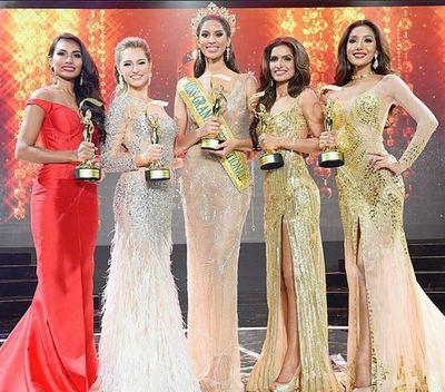 「ミス・グランド・インターナショナル2015」の優勝者はドミニカ代表!タイ代表は第5位に
