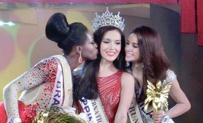 今年の世界一美しいニューハーフはフィリピン代表、タイ代表は第3位に