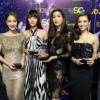 今年最もセクシーなタイ女性に選ばれたのはプー・プライヤー~Star's Light Awards 2015