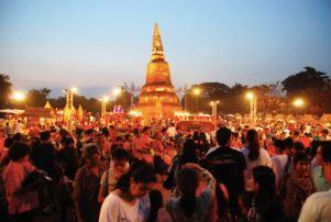 アユタヤが一大歴史パークと化す10日間「アユタヤ世界遺産祭り2015」が18日から開催
