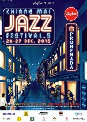 Chiangmai Jazz Festival