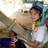今夜の「ネプ&イモトの世界番付」オードリー春日の部族滞在記はタイ・カレン族です