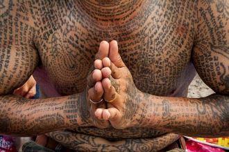 サクヤン入れた人が錯乱する祭り?「Tattoo Festival 2016」バンプラ寺で開催