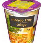 明星×マンゴツリー東京の「トムヤムクンヌードル」が8月1日ノンフライ麺でリニューアル発売