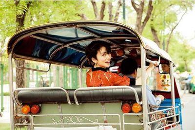 柴咲コウが案内する「終わらない夏。新しすぎる、タイの旅」~FRaU9月号で特集