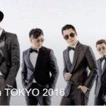 チェンマイ出身の人気バンドMILDが東京公演「MILD Live in TOKYO 2016」を青山のライブハウスで14日開催