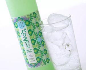 パクチー嫌いの女性杜氏が作ったパクチー臭全開の「パクチーすぴりっと」田苑酒造から新発売